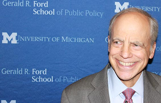 Ken Lieberthal, professor emeritus at the University of Michigan and senior fellow at the Brookings Institution.