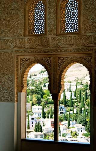 A peek at Granada
