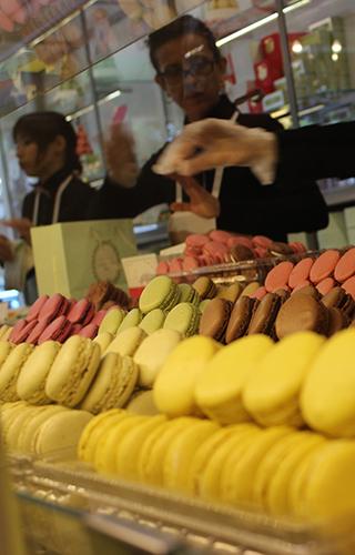 Macaron love