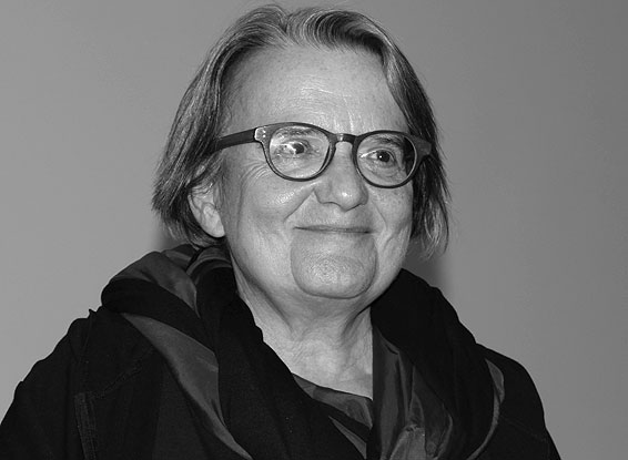 Polish director Agnieszka Holland. (Credit: William Foreman)