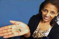 Senait Fisseha, associate professor of OB-GYN at the University of Michigan.