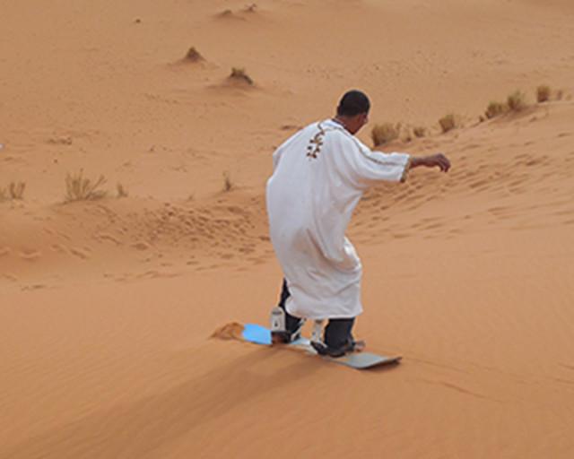 CGIS-Sandboarding
