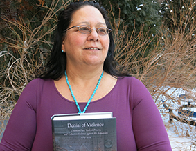 Fatma Muge Gocek, U-M professor of sociology, has written a new book about the Armenian genocide.