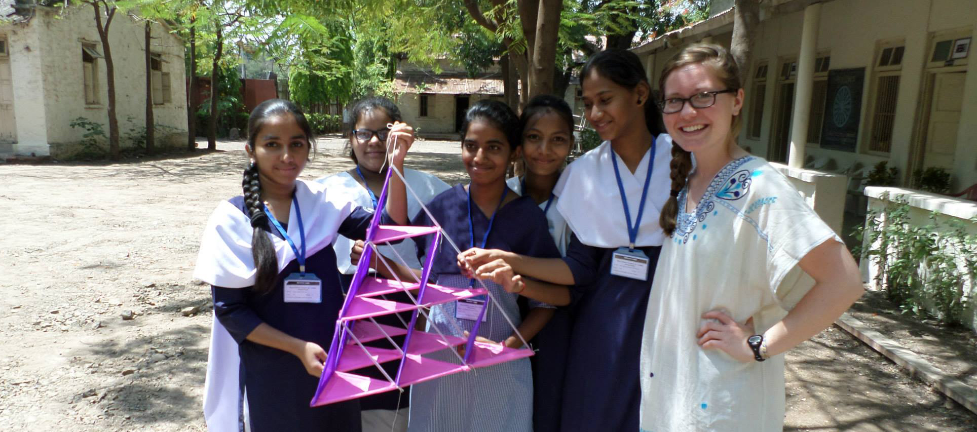 Society of Women Engineers in India (Photo by Monica Walker)
