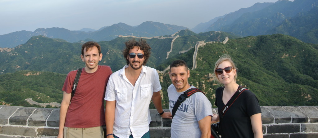 SNRE Students and Faculty in China