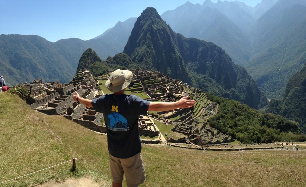 Engineering Global Leadership Volunteer Abroad in Peru Photo by Spenser Pawlik