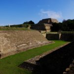 Tour of the Monte Alban archaeological site.