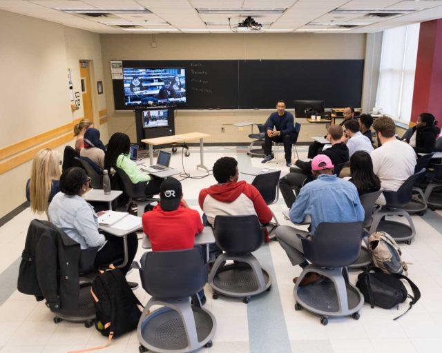 3/21/17 The Digital Islami Studies Curriculum (DISC) in session