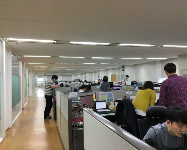 UMSI Students Complete First Summer Internship Program In South Korea