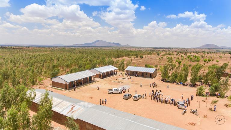 Public School in Malawi
