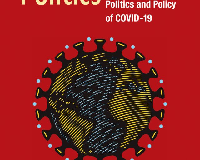 Coronavirus Politics Book Cover