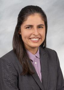 Lily Bonadonna, the 2014 Wallenberg Fellow.