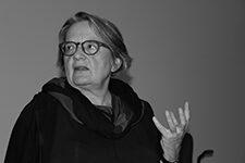 Polish director Agnieszka Holland