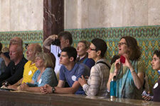LSA students in Morocco to study nonprofits.